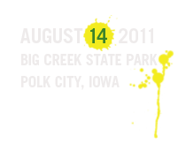 August 14, 2011 • Big Creek State Park, Polk City, IA